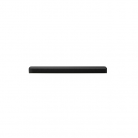 Sony 2.1 single sound bar with built in subwoofer Black
