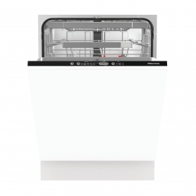 Hisense Integrated Full Size Dishwasher - White - 16 Place Settings