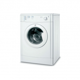Indesit IDV75 7kg Vented Tumble Dryer - White
