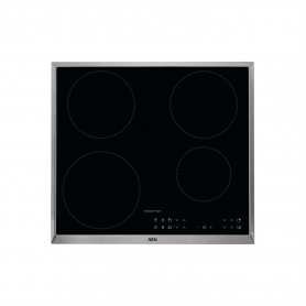 AEG Electric Induction Hob - Black