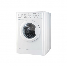INDESIT 7kg 1200 Spin Washing Machine - White - A++ Energy Rated - 0