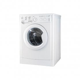 Indesit 8kg 1200 Spin Washing Machine - White - A++ Energy Rated - 0