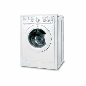 Indesit 6kg/5kg 1200 Spin Washer Dryer - White - B Energy Rated