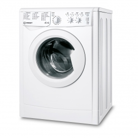 Indesit IWDC65125UKN 6kg/5kg 1200 Spin Washer Dryer - White