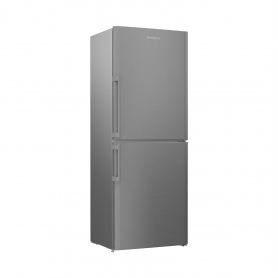 Blomberg Frost Free Fridge Freezer - Stainless Steel - A+ Energy Rated - 2