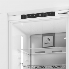 Blomberg Dual Cooling Fridge Freezer - Integrated - A++ Energy Rated - 3