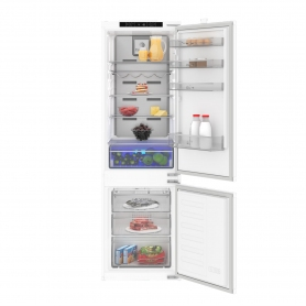 Blomberg Dual Cooling Fridge Freezer - Integrated - A++ Energy Rated