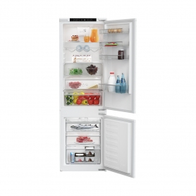 Blomberg KNM4553EI 54.0cm Integrated Fridge Freezer - Frost Free
