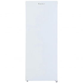 Lec Tall Larder Fridge - White - A+ Rated - 0
