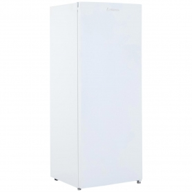 Lec Tall Larder Fridge - White - A+ Rated - 4