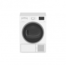 Blomberg 8kg Heat Pump Tumble Dryer - White - A++ Rated