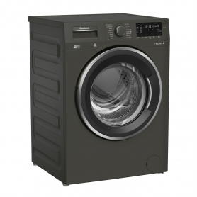 Blomberg 8kg 1400 Spin Washing Machine - Graphite - A+++ Energy Rated - 2