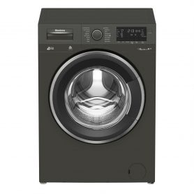 Blomberg 8kg 1400 Spin Washing Machine - Graphite - A+++ Energy Rated