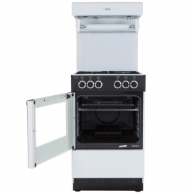 Valor 55cm Gas Cooker High Level Grill