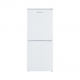 Lec T5039 50cm Fridge Freezer - White