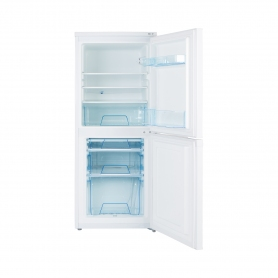 Lec 50cm Fridge Freezer - White - A+ Rated