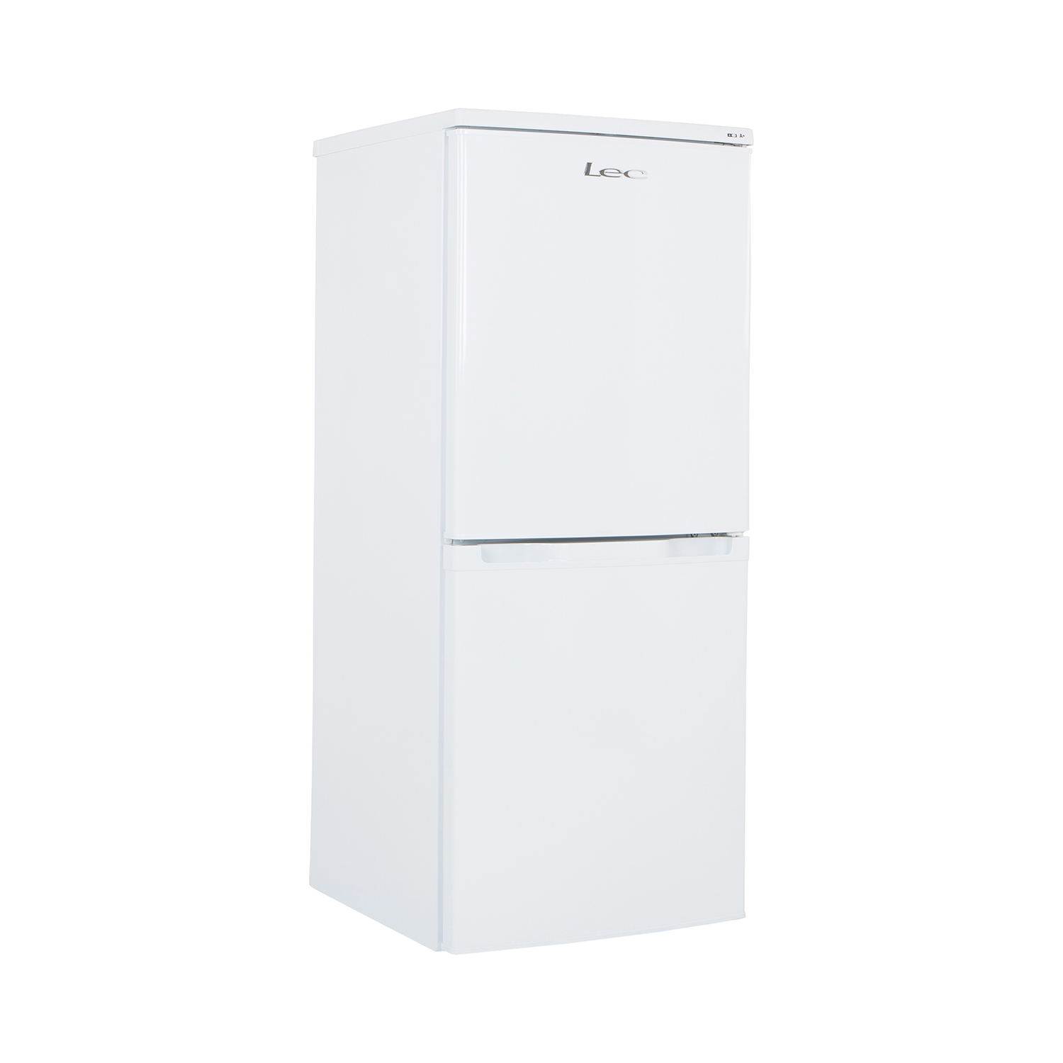 Lec 50cm Fridge Freezer - White - A+ Rated - 2