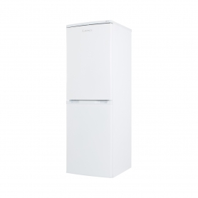 Lec 50cm Frost Free Fridge Freezer - White - A+ Rated - 2