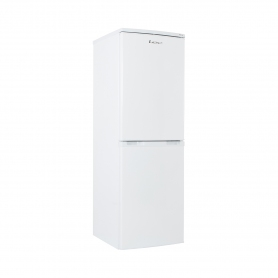 Lec 50cm Frost Free Fridge Freezer - White - A+ Rated - 1
