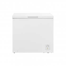 Fridgemaster MCF198 80.2cm Chest Freezer - White - Static