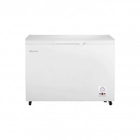 Fridgemaster MCF306 112.5cm Static Chest Freezer - White