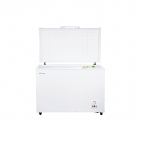 Fridgemaster 112.5cm Static Chest Freezer - White - A+ Energy Rated