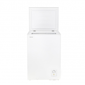 Fridgemaster MCF96 55cm Static Chest Freezer - White