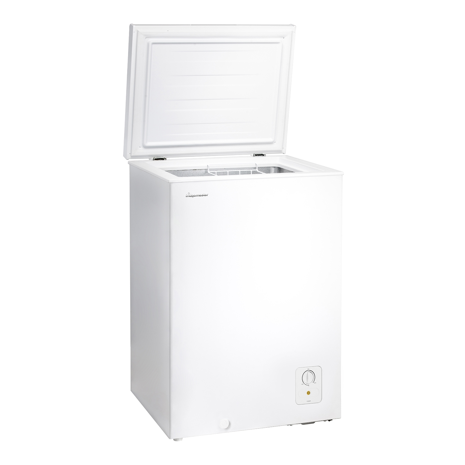 Fridgemaster 55cm Static Chest Freezer - White - A+ Energy Rated - 6