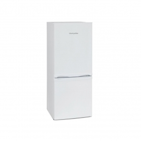Montpellier Tall Freestanding Fridge Freezer - White - A+ Energy Rated