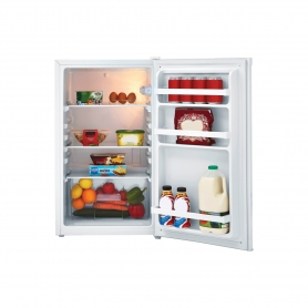 Fridgemaster 50cm Undercounter Larder Fridge - White - A+ Rated - 0