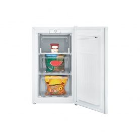 Fridgemaster 50cm Under Counter Freezer - White - A+ Rated