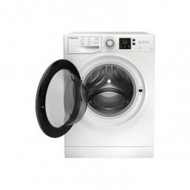 Hotpoint 7 kg 1400 Spin Washing Machine - White - A+++ Energy Rated - 2