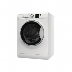 Hotpoint 7 kg 1400 Spin Washing Machine - White - A+++ Energy Rated - 1