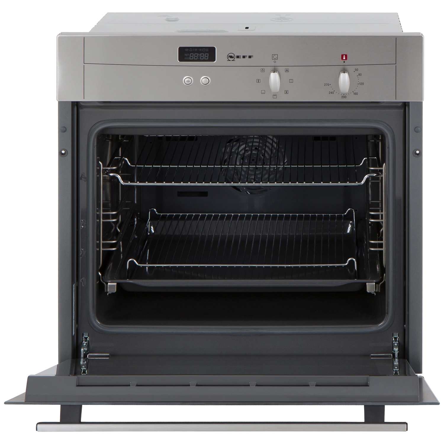 NEFF Built In Single Electric Oven - 4