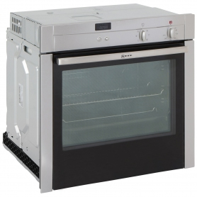 Neff built in single electric oven pee jay tv audio ltd - Neff single oven with grill ...