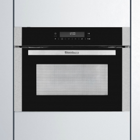 Blomberg Built In Electric Combi Microwave Oven - Stainless Steel - A Energy Rated