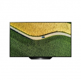 "LG 55"" OLED TV - SMART - webOs - INFINITE - Black - A Rated - 0"