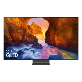 "Samsung 75 "" QLED SMART TV - Sliver - B Energy Rated"