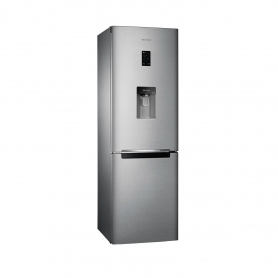 Samsung 60cm Total No Frost Fridge Freezer - Water Dispenser - Silver - 4
