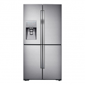 Samsung American Fridge Freezer - Stainless Steel - 0