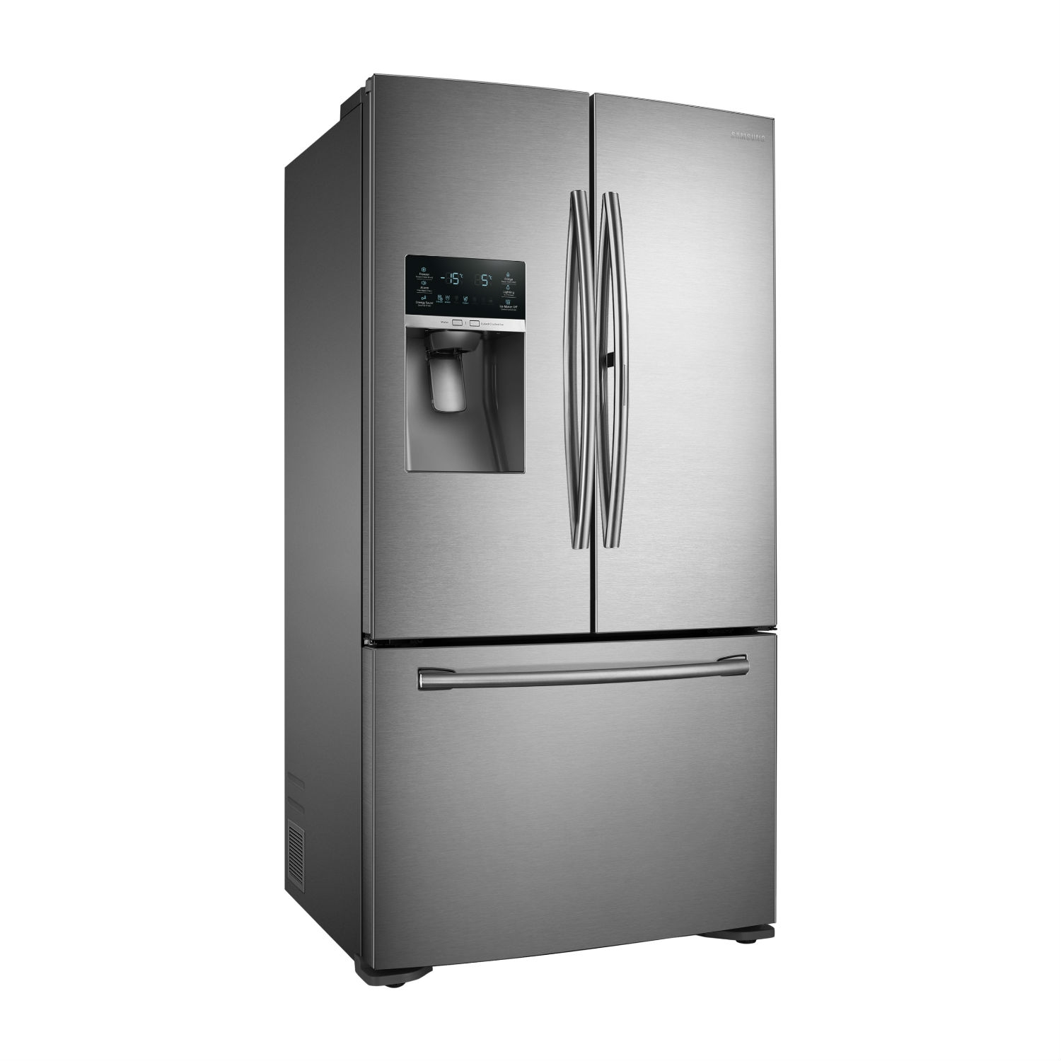 Samsung American Fridge Freezer - Stainless Steel - 8
