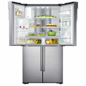 Samsung American Fridge Freezer - Stainless Steel - 5