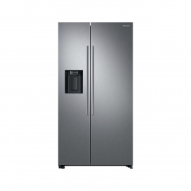 Samsung American Style Fridge Freezer - Matt Stainless
