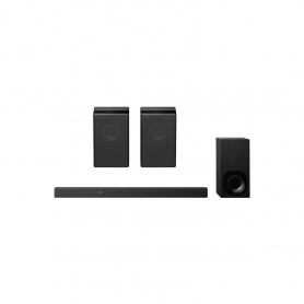 Sony SAZ9R SPEAKERS & HTZF9 SOUNDBAR