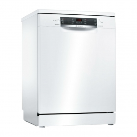 Bosch 14 Place Settings Full Size Dishwasher with VarioDrawer - White - A++ - 0