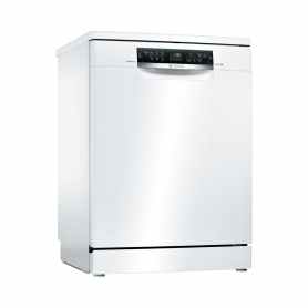 Bosch 14 Place Settings Full Size Dishwasher with PerfectDry - White - A+++ Energy Rated - 0