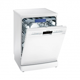 Siemens extraKlasse Full Size Dishwasher with VarioDrawer - White - A++ Energy Rated