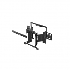 Sony Wall Mount Bracket For Sony Bravia TVs - with swivel function and easy access to connections - Black