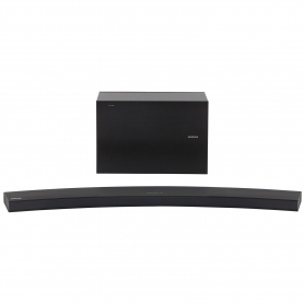 Samsung Wireless Curved Soundbar - 11