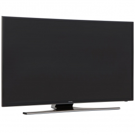 "Samsung 40"" Curved 4K UHD LED TV - 1"
